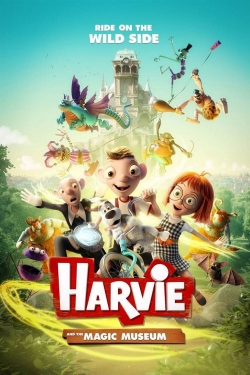 Harvie and the Magic Museum